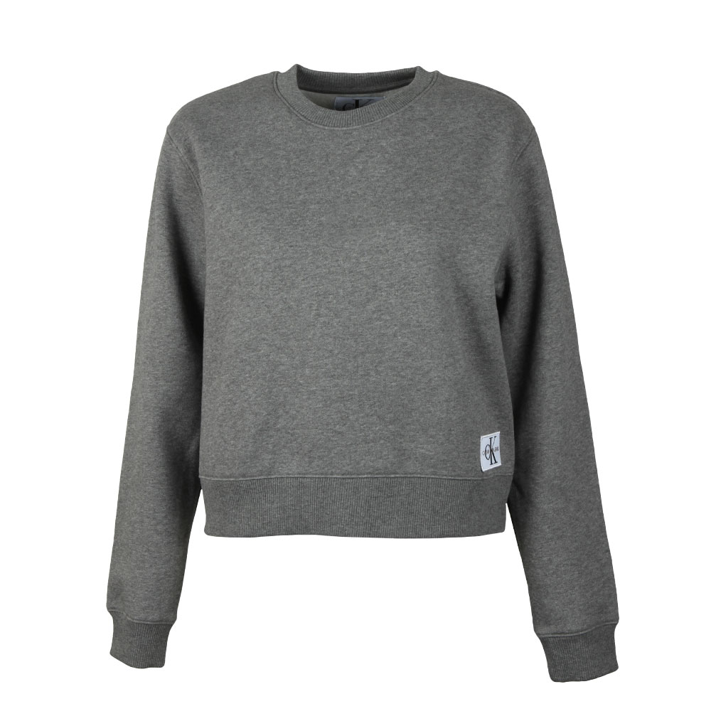 Monogram Badge Relaxed Sweat main image