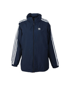 adidas Originals Womens Blue Stadium Jacket