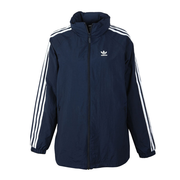 adidas Originals Womens Blue Stadium Jacket main image