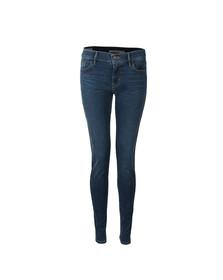 Levi's Womens Blue 710 Super Skinny Jean