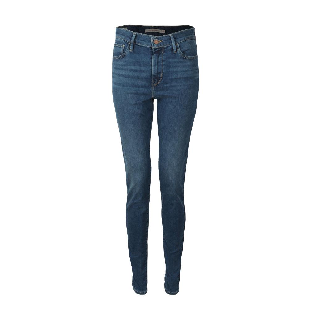 720 High Rise Super Skinny Jean main image