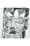 adidas Originals Mens White S/S Camo Label Tee