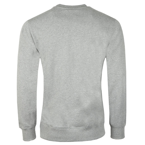 Calvin Klein Jeans Mens Grey Monogram Logo Sweat main image