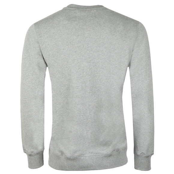 Calvin Klein Jeans Mens Grey Institutional Crew Sweat main image