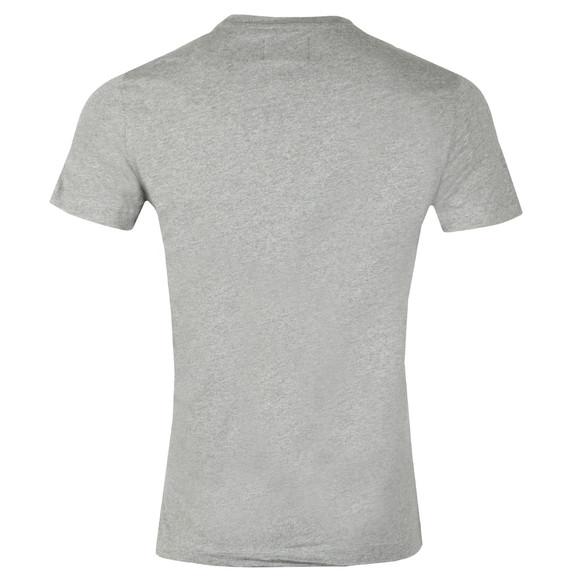 Calvin Klein Jeans Mens Grey S/S Monogram Box T-Shirt main image
