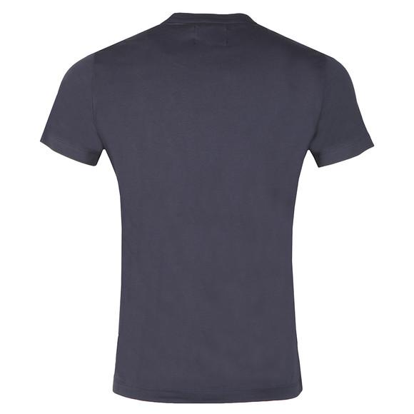 Calvin Klein Jeans Mens Blue S/S Monogram Box Tee main image