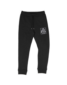 Love Moschino Mens Black Logo Core Jogger