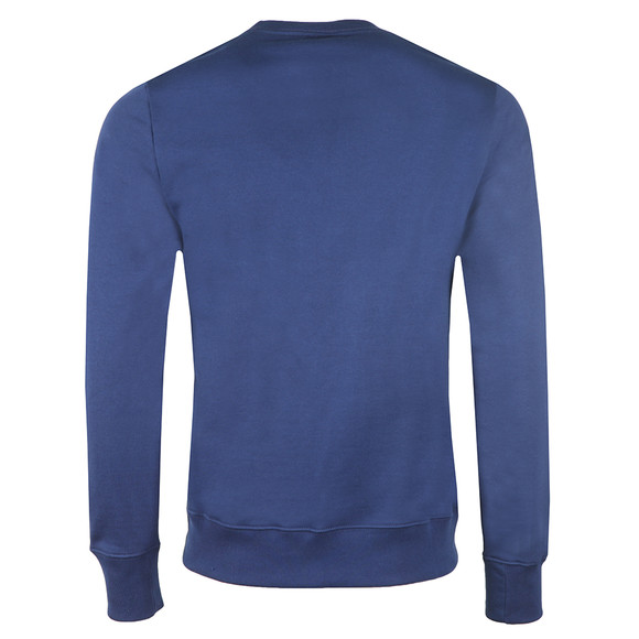 PS Paul Smith Mens Blue Zebra Sweatshirt main image