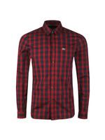 L/S CH0461 Check Shirt