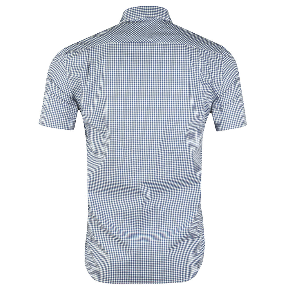 S/S CH0470 Gingham Check Shirt main image