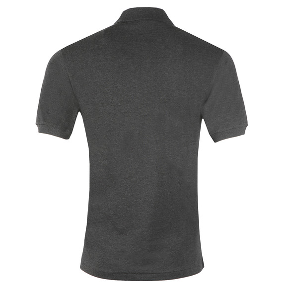 Lacoste Mens Grey Lacoste L1264 Plain Polo main image