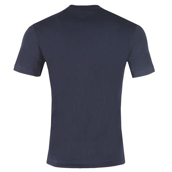 Lacoste Mens Blue S/S TH0603 T-Shirt main image