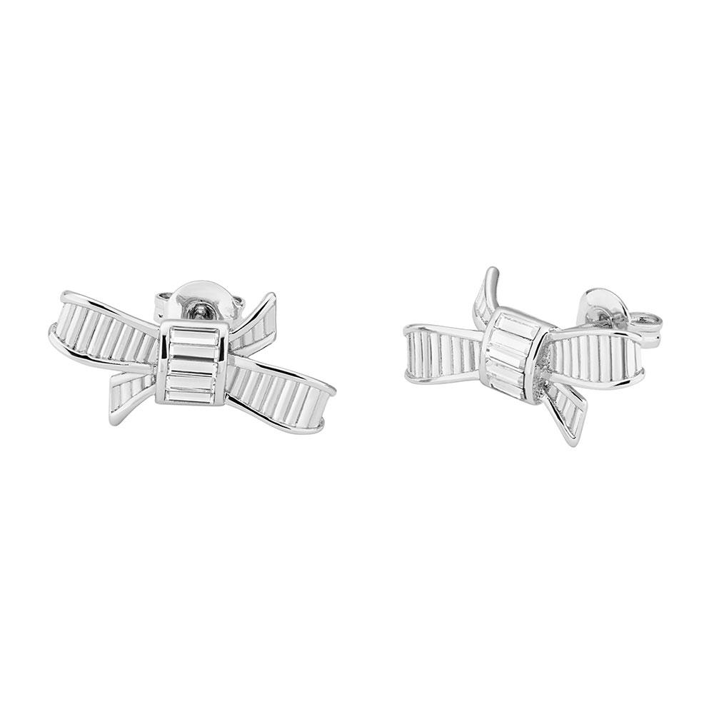 Deljcia Ribbon Bow Stud Earring main image