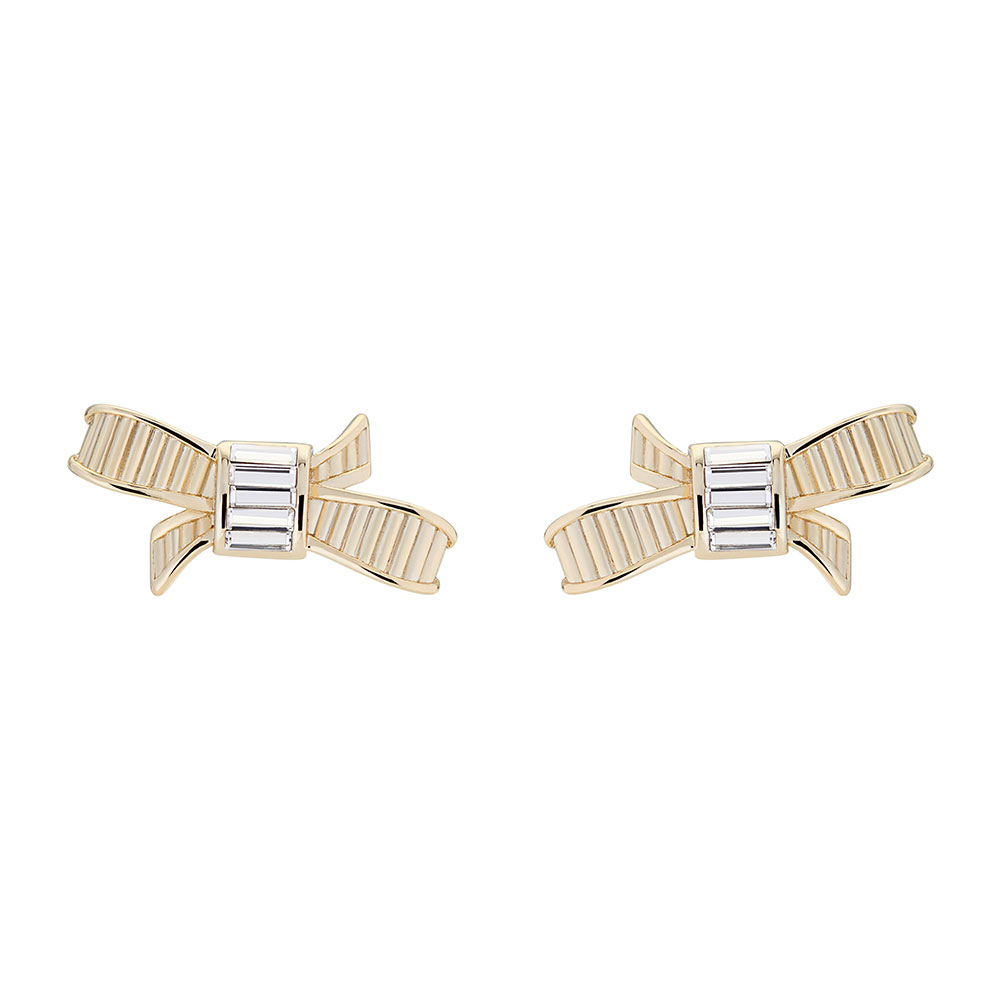Deljcia Ribbon Bow Stud Earring main image
