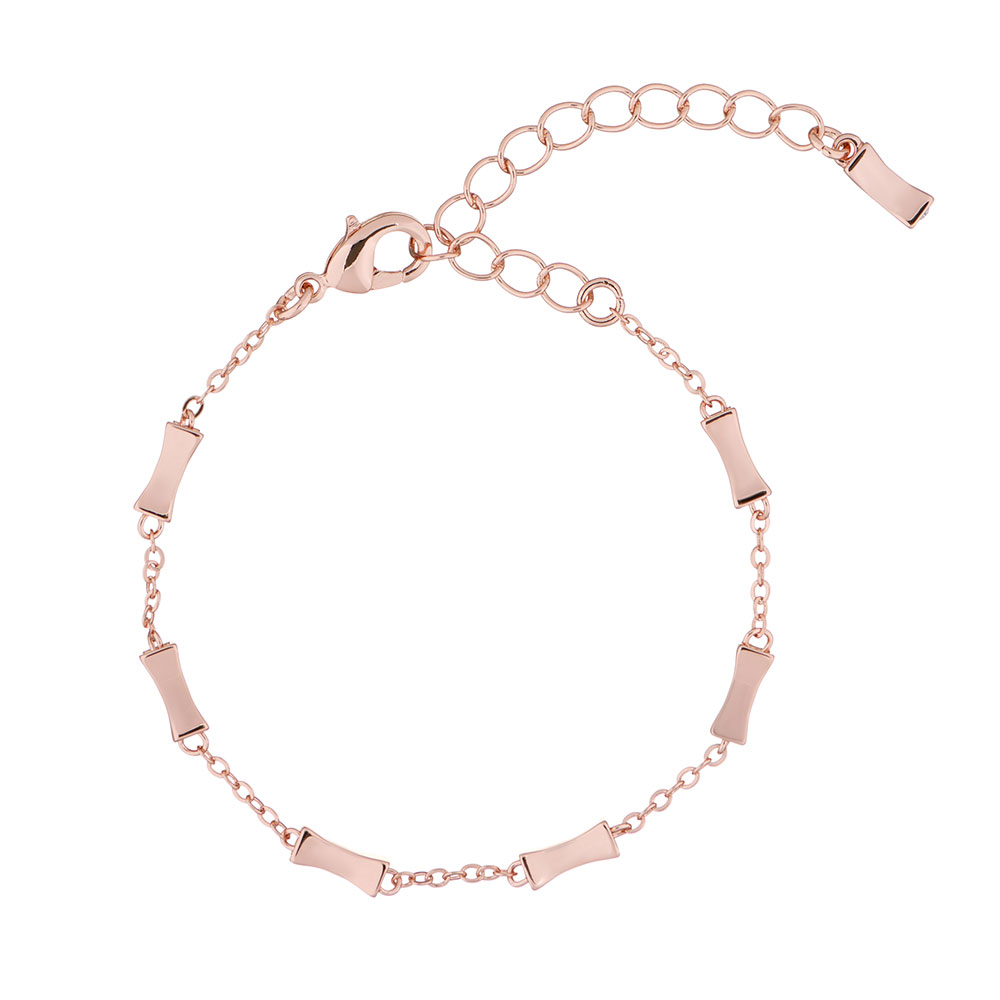 sneakers for cheap on sale best website Ted Baker Rose Gold Faiza Bow Bracelet | Oxygen Clothing