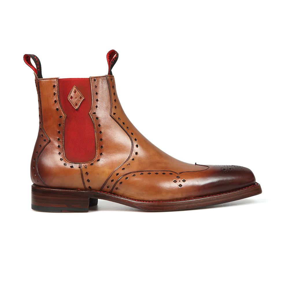 Jeffery West Dexter Novikov Boot