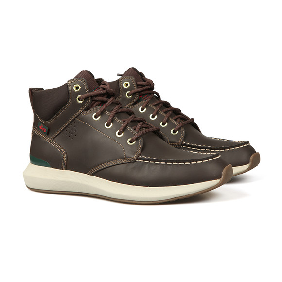 G H Bass & Co Mens Brown Scout III Lace Boot