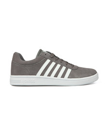 K Swiss Mens Grey Court Cheswick Trainer
