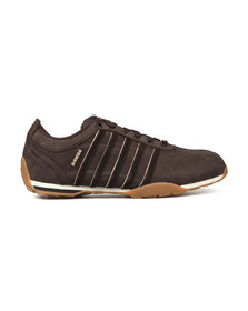 K Swiss Mens Grey Arvee 1.5 Trainer
