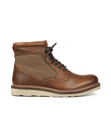 Superdry Mens Brown Stirling Sleek Boot