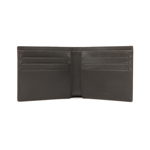 Lacoste Mens Brown NH1115FG Wallet main image