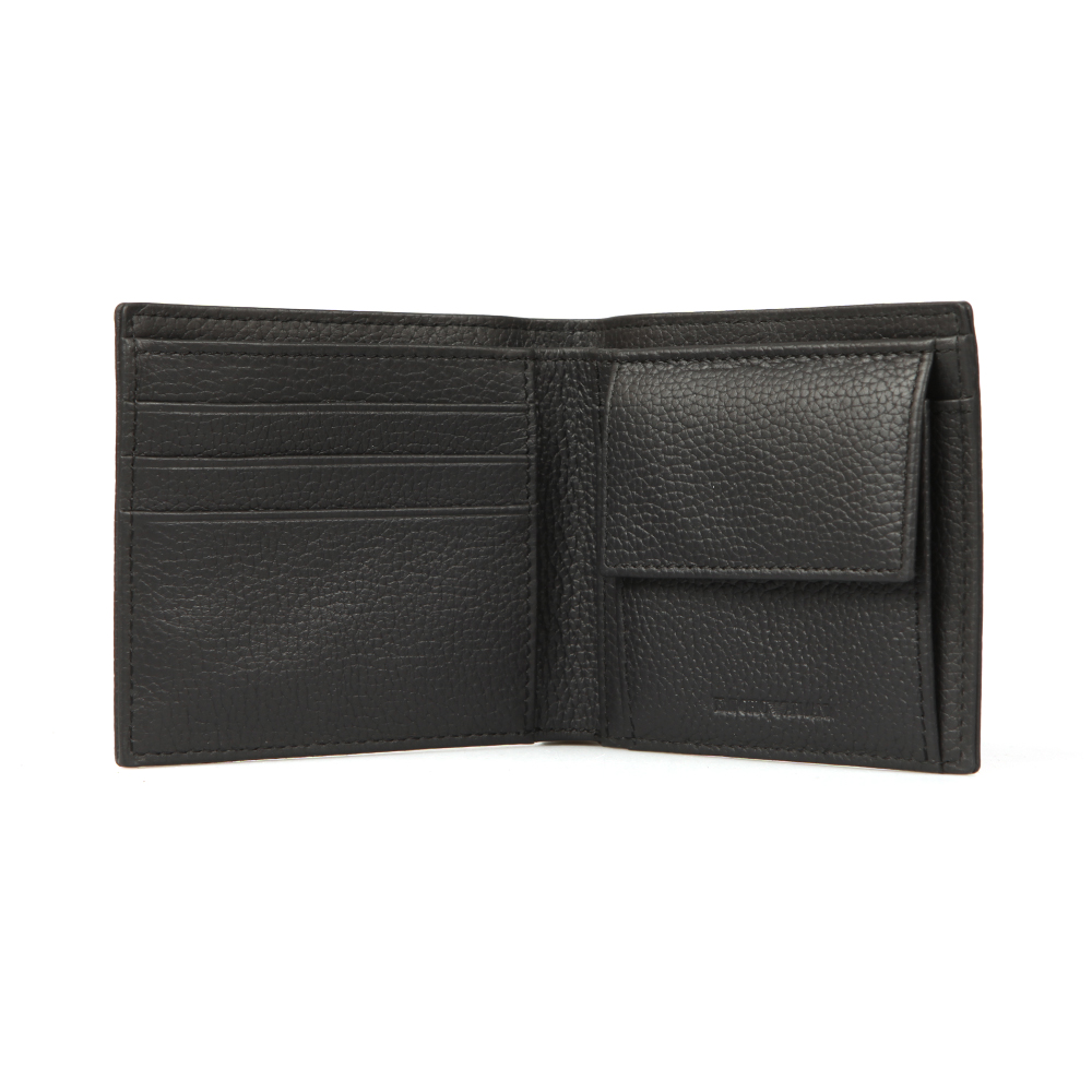 Coin Pocket Leather Wallet main image