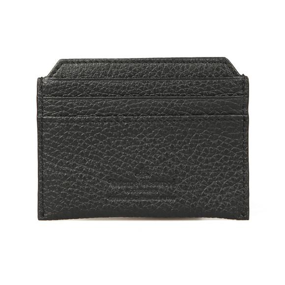 Vivienne Westwood Mens Black Milano Slim Card Holder