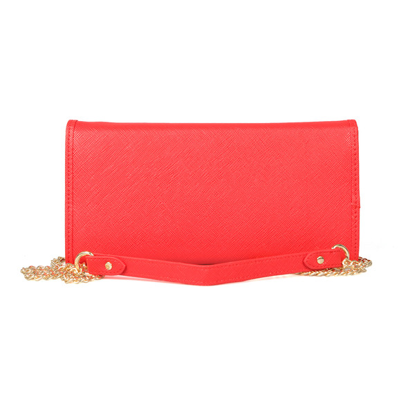 Valentino by Mario Womens Red Flash Clutch main image