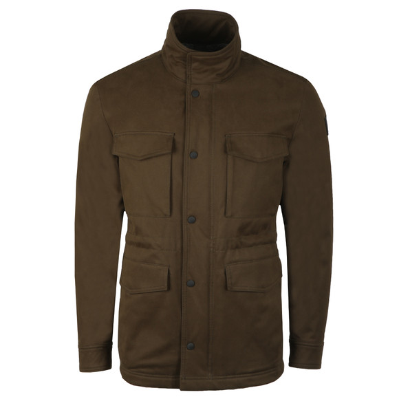 BOSS Casualwear Mens Green Oroy Jacket main image