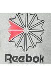 Reebok Mens Grey Starcrest Sweatshirt