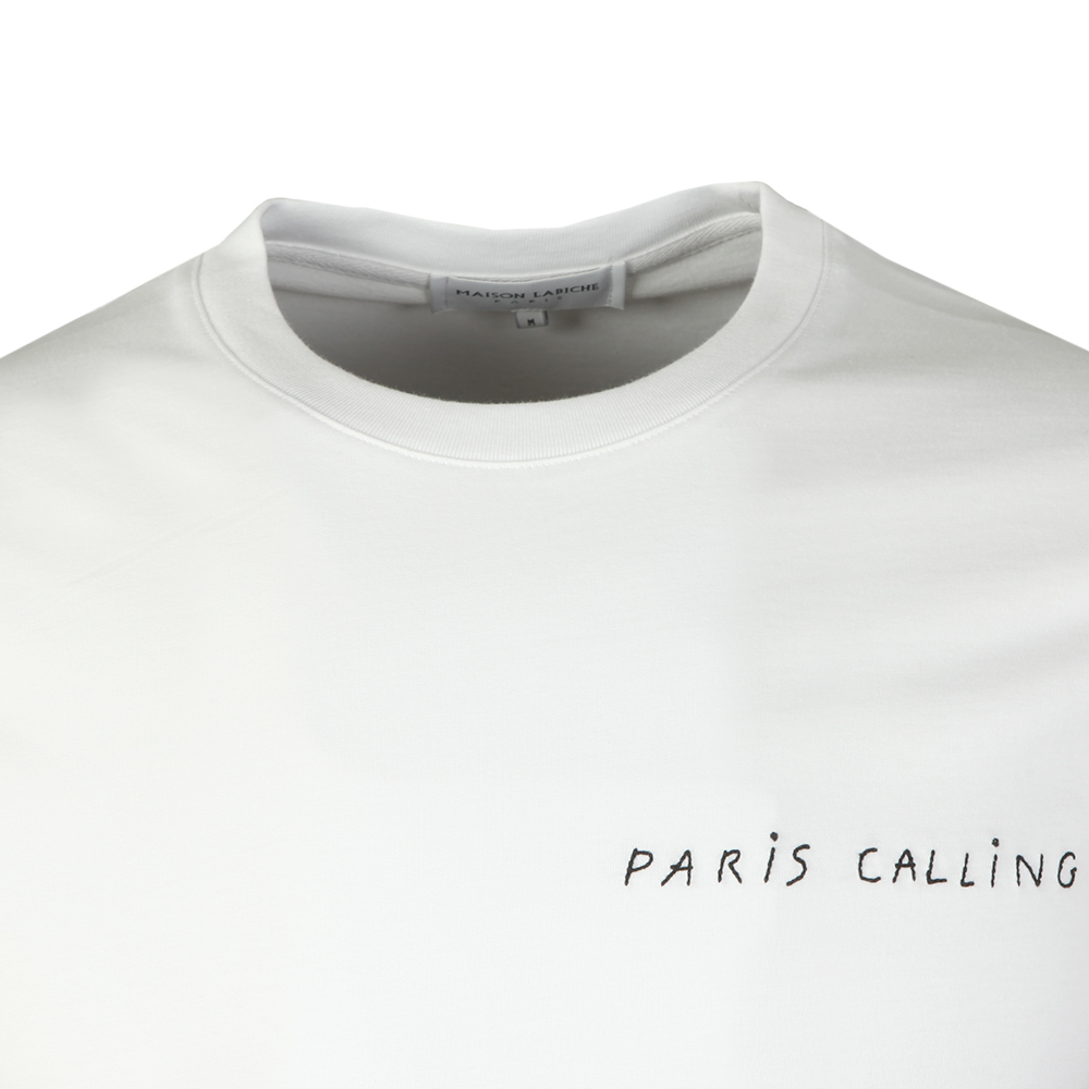 Paris Calling Heavy T Shirt main image