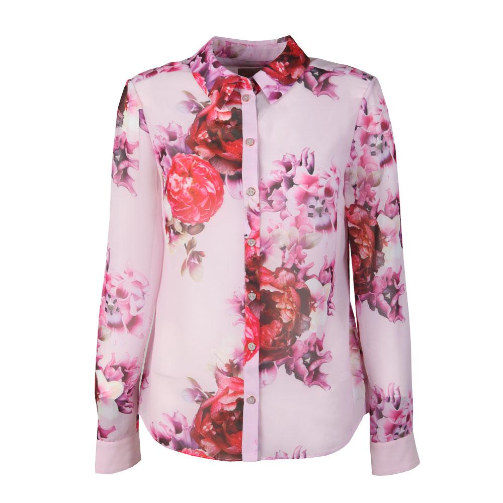 8e28b8204056e6 Ted Baker Mmarta Splendor Printed Shirt | Oxygen Clothing