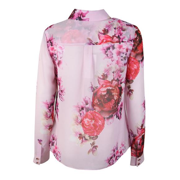 Ted Baker Womens Pink Mmarta Splendor Printed Shirt main image