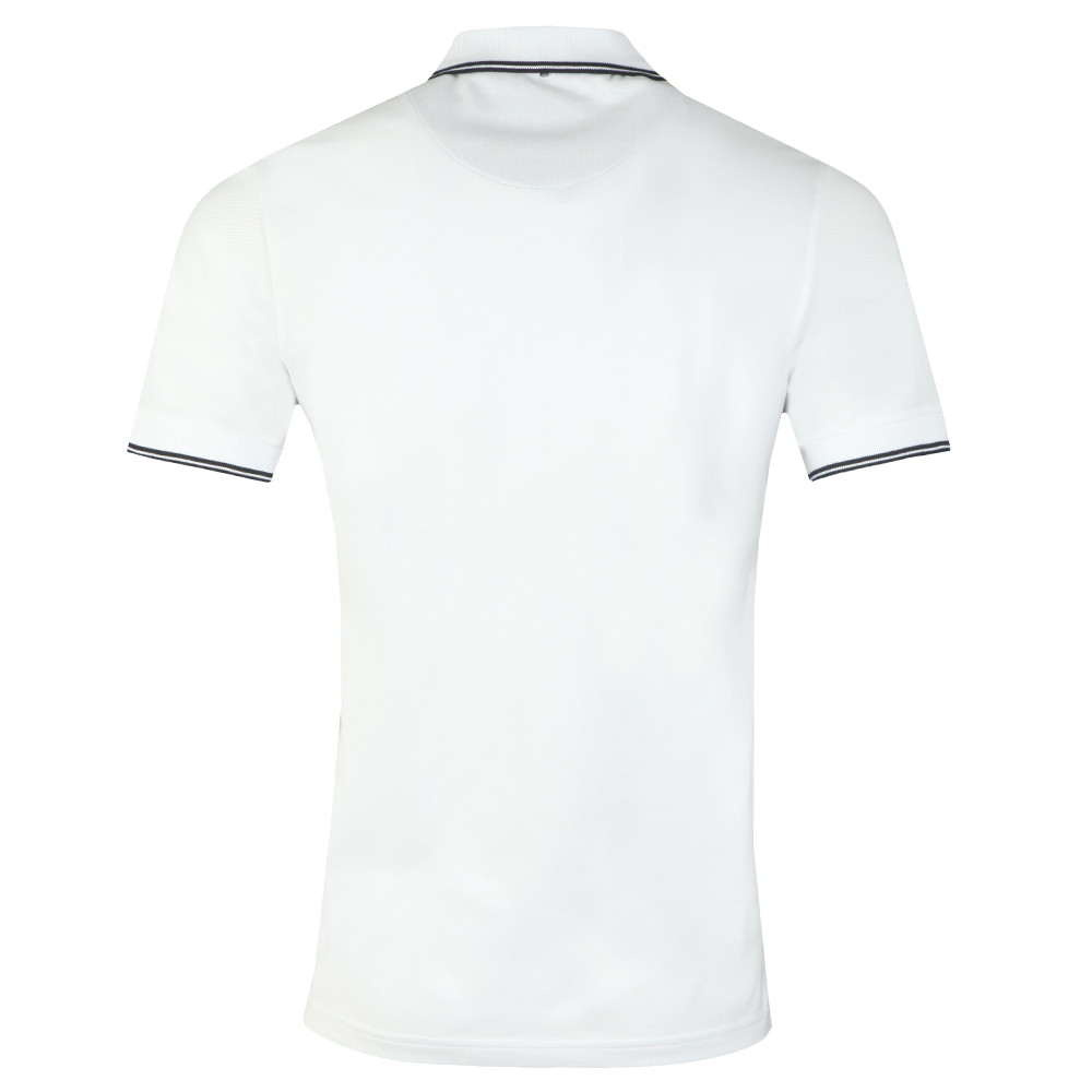 Tipped Pique Polo Shirt main image