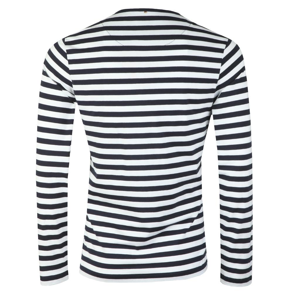 Long Sleeve Striped T-Shirt main image