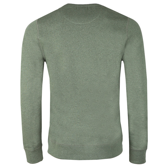Maison Labiche Mens Green Let's  Dance Sweatshirt main image