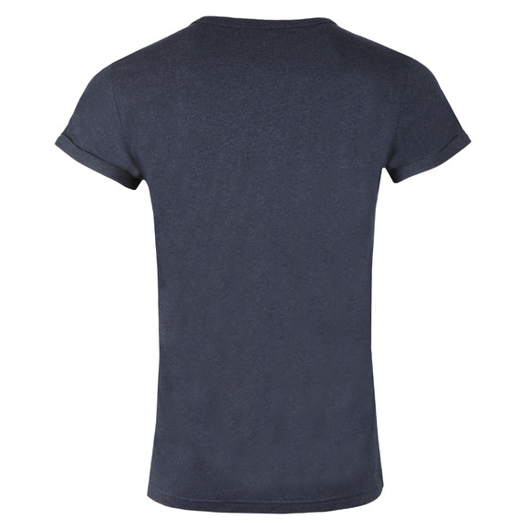 Maison Labiche Mens Blue Let's Dance T Shirt main image