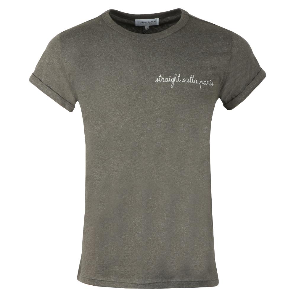 Straight Outta Paris T Shirt main image