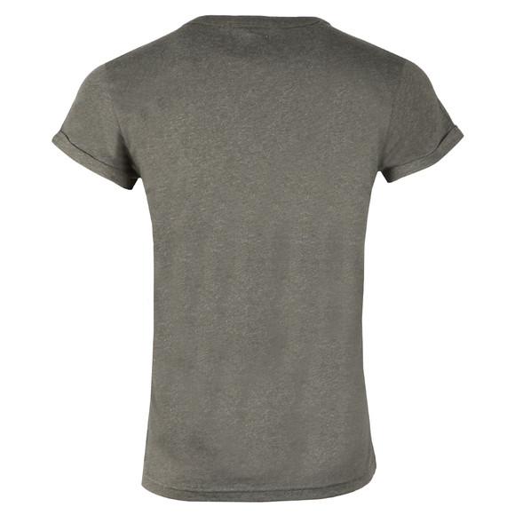 Maison Labiche Mens Grey Straight Outta Paris T Shirt main image