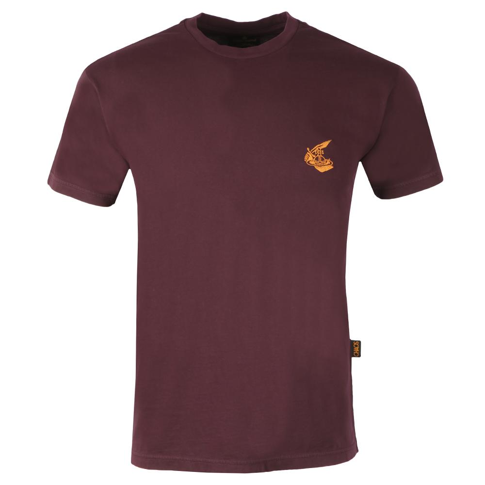 new photos los angeles online shop Mens Purple Boxy T Shirt