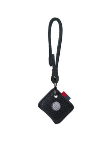 Herschel Mens Black Keychain & Tile