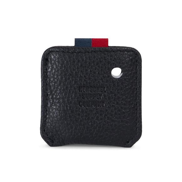 Herschel Mens Black Keychain & Tile   main image
