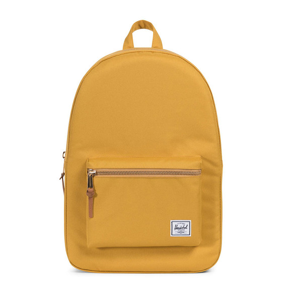 Herschel Mens Yellow Settlement Backpack main image