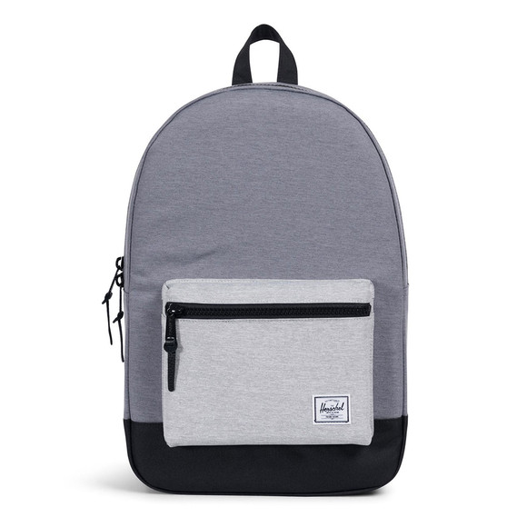 Herschel Mens Grey Settlement Backpack main image