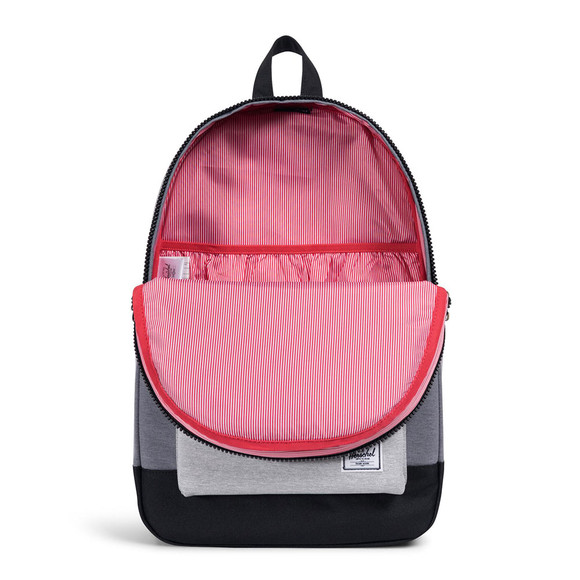 Herschel Mens Grey Settlement Backpack main image