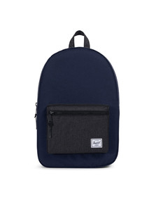 Herschel Mens Blue Settlement Backpack