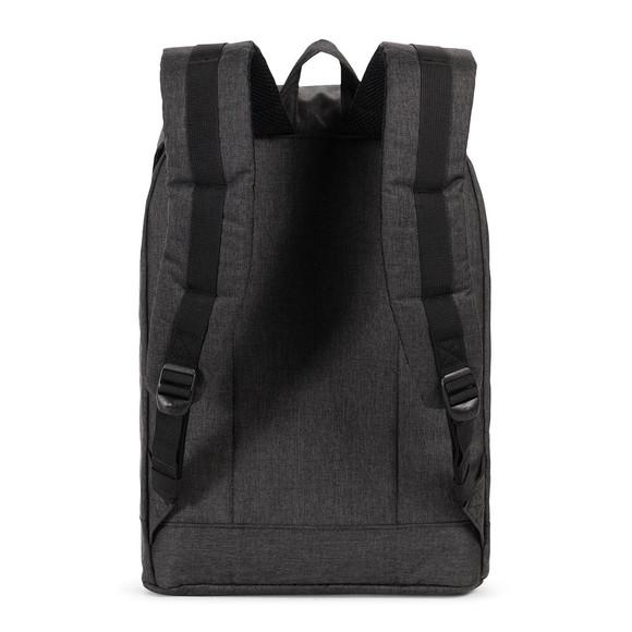 Herschel Mens Black Retreat Backpack main image
