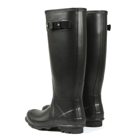 Hunter Womens Black Norris Field Neoprene Lined Boot main image