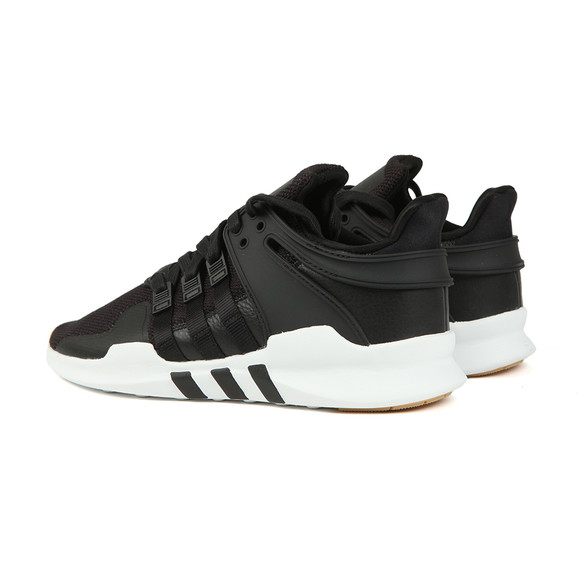 adidas Originals Mens Black EQT Support ADV Trainer main image