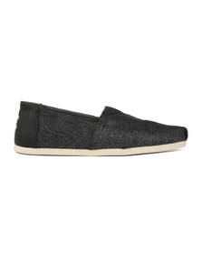 Toms Mens Blue Technical Knit